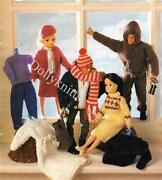 Action Man Knitting Patterns