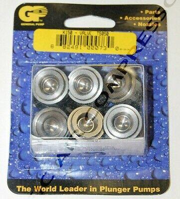 Rki150 K150 T5050 General Pump Valve Repair Kit Pressure Washer Repair Parts