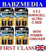 Duracell Ultra C Batteries