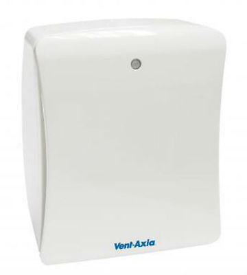 Vent-Axia 427478 SOLO PLUS T Centrifugal Bathroom Extractor Fan + Overrun Timer