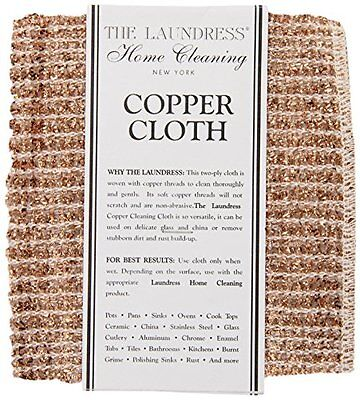 NEW The Laundress Copper Cleaning Cloth FREE SHIPPING