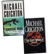 Jurassic Park Book