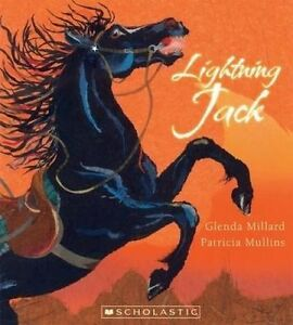 Lightning Jack by Glenda Millard 2012 ed Children's Reading Picture Story Book