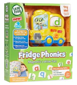Magnetic fridge kids toy