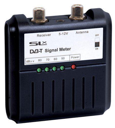 Philex SLx - 27867R Digital TV Signal Strength Meter