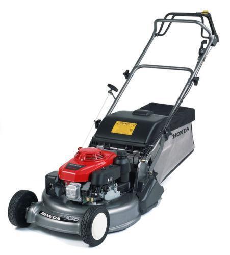 Honda Hrd 536 Lawnmowers Ebay
