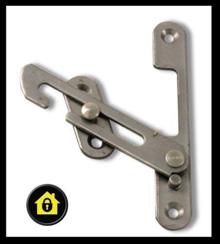 child safety window locks ebay. Black Bedroom Furniture Sets. Home Design Ideas