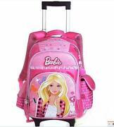 Barbie Rolling Backpack