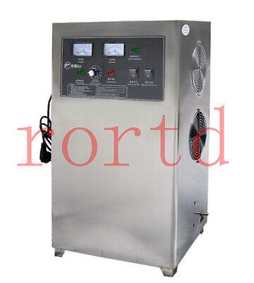 Multi-functional 15G Ozone Generator Water Purifier Sterilizer