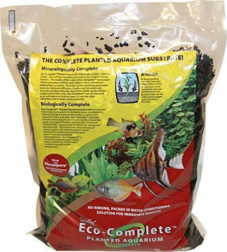 CaribSea Eco-Complete Planted Aquarium Gravel 1ea/10 lb