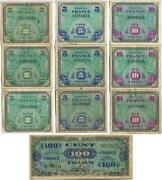 5 Francs 1944