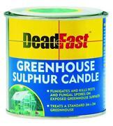 Sulphur Candle