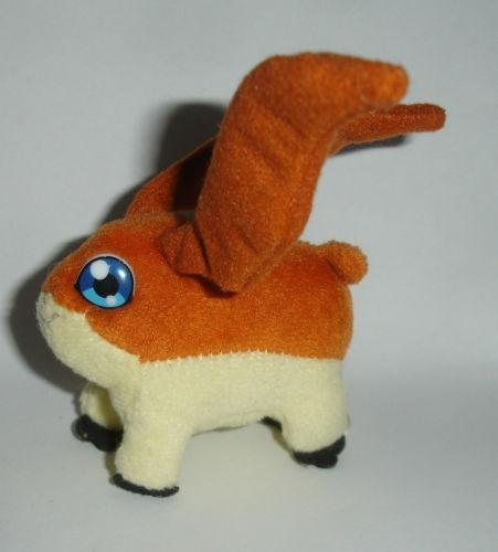 Patamon Plush Digimon Ebay