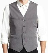 Kenneth Cole Mens Vest