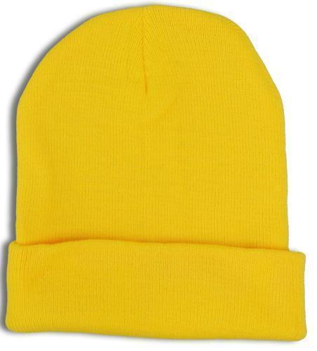 neon yellow hat ebay