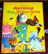 Vintage Whitman Coloring Book