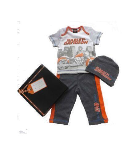 Harley Davidson Baby Clothes Ebay