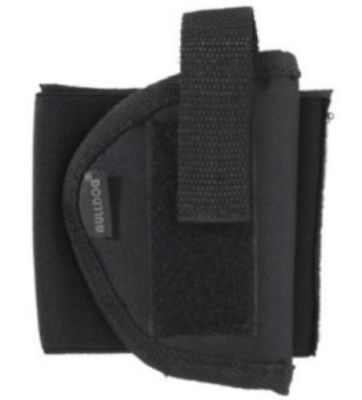NEW Smith & Wesson Bodyguard 380 With Laser Nylon Conceal Ankle Gun holster