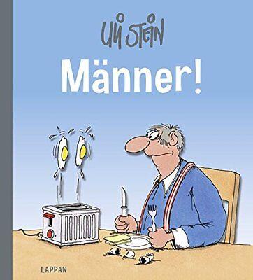 Uli Stein, Männer! Buch Cartoon-Buch Hardcover