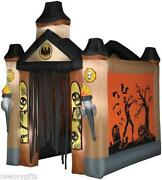 Halloween Inflatable House