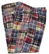 Madras Pants