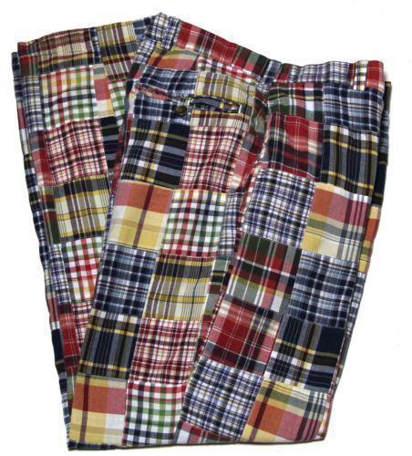 Patchwork Pants | eBay