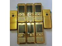 Nokia 6300 - Gold (Unlocked) Mobile Phone + shop warranty