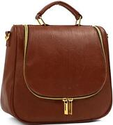 M&S Leather Bag