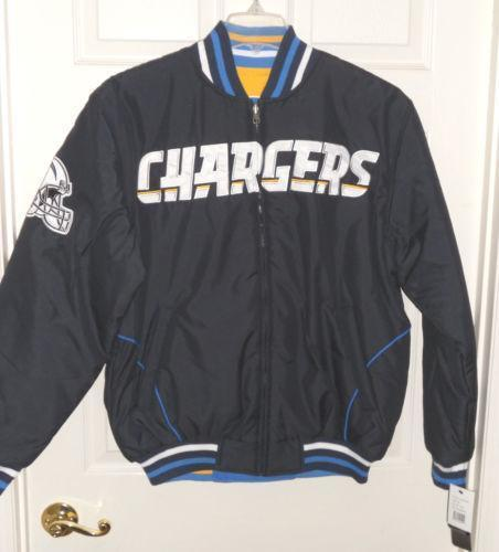 Mens San Diego Chargers Nike Navy Blue Top 1/2 Zip Jacket