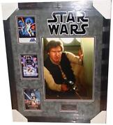 Harrison Ford Signed