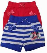 Girls Shorts Age 3-4