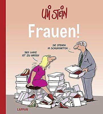 Uli Stein, Frauen! Buch Cartoon-Buch Hardcover