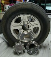 """Ford 8 bolt 18"""" Rims and Tires For Sale"""