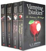 Vampire Diaries Book Set