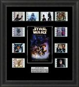 Star Wars Film Cell