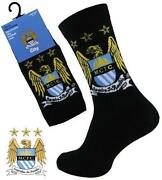 Manchester City Socks