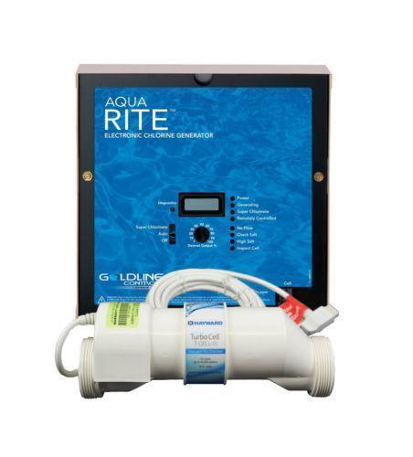Aqua Rite Salt System Ebay