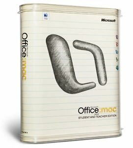 Microsoft Office for students & teachers for MAC