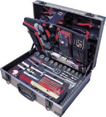 Kit servicio asistencia técnica 134 piezas METALWORKS BTK134A