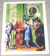 Judy Garland Signed