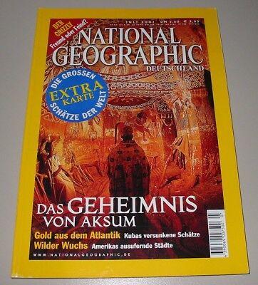 National Geographic Deutschland Das Geheimnis von Aksum Gold aus dem Atlantik