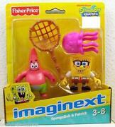 Spongebob Figures