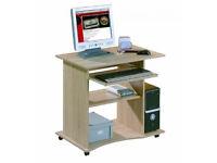 Durini Desk Sonoma Oak / small computer desk
