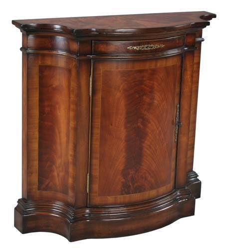 Demilune Cabinet Ebay