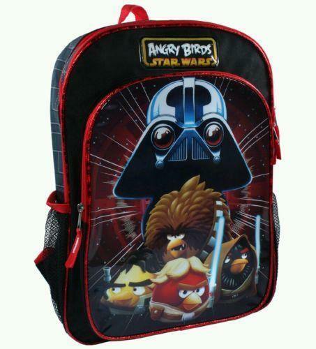 1a99fead13d1 Angry Birds Backpack