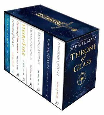 Throne of Glass Paperback Box Set 9781526613899 | Brand New | Free UK Shipping