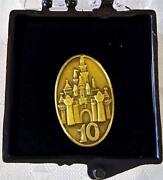 Disney Cast Member Service Pin
