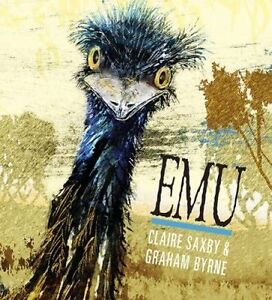 Emu 'Nature Storybooks Claire Saxby