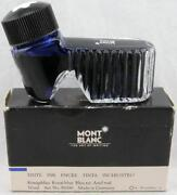 Montblanc Fountain Pen Ink