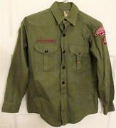 Boy Scout Shirt Medium